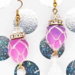 Connie Porcelain Crown Pink...