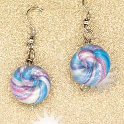Dorie Swirl Pink Blue...